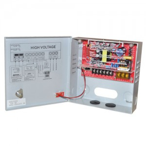 PSU - 3 Amp Access Control Power Supply 12-14VDC