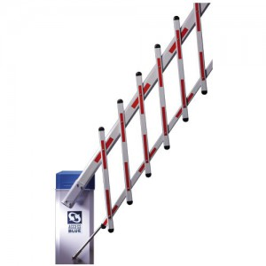 ET Access Blue Boom Incl 5m Fence Pole