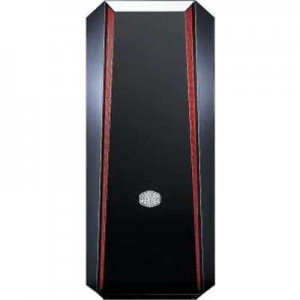 CM MASTERBOX 5T DESKTOP CHASSIS BLACK & RED
