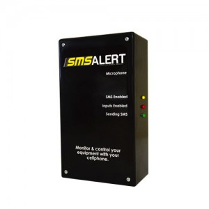 SMS Alert 9 - 9 Input, 3 Relay Outputs, 4 User
