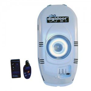 DigiDoor - 3 GDO Head incl 1 x Tx - Battery Backup