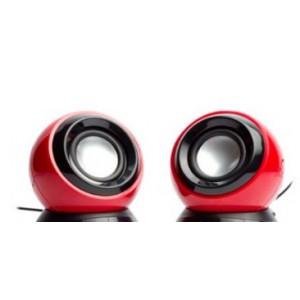 Lenovo Accessory Speaker M0520 for WW Red