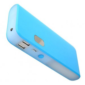 ASTRUM PB140 POWER BANK 10400MAH TORCH 2A BLUE