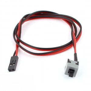 Motherboard Power / Reset Switch Host Cable Adapter