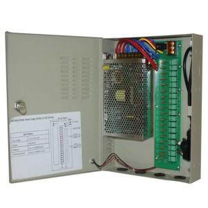 Power Supply CCTV 18 Way 12V 20Amp