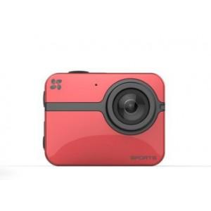 EZVIZ S1 ACTIONCAM 16MP 1080P 60FPS RED