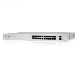 UBIQUITI UNIFISWITCH 24PORT GBE POE 250W