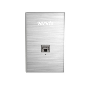 Tenda 300Mbps 4x2 In Wall Access Point