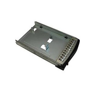 Supermicro MCP-220-93707-0B Black hot-swap 3.5 to 2.5 Hard Disk Drive tray