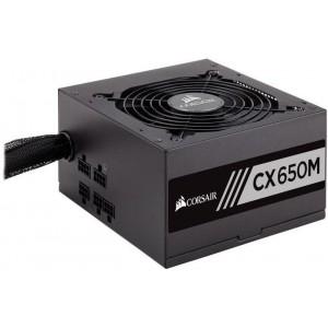 CORSAIR CXM650 SERIES 650W ATX PSU 80+ BRONZE