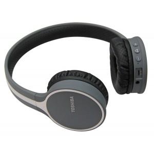 Toshiba Wireless Headphone Black