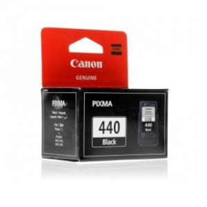 Canon PG-440 Black Cartridge with yield of 550 pages