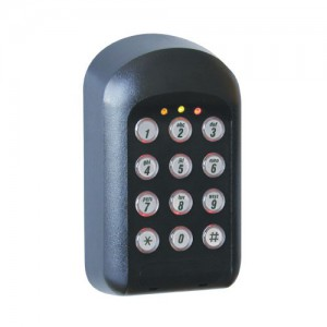 SmartGuard Air Wireless Keypad - Black