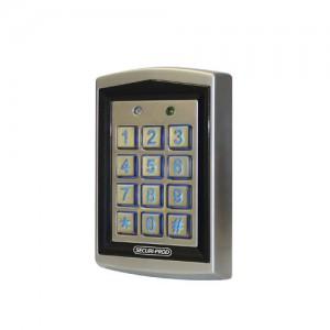 SP RFID Reader & Keypad Metal Dual Relay 10/1000 User