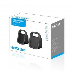 ST100 SPEAKER 2.0CH BT USB BLACK