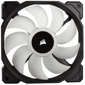 CORSAIR SP120 HIGH PERFORMANCE 120MM FAN RGB LED THREE PACK WITH CONTROLLER