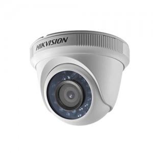 "HIK Dome Camera 1/3"" HD-TVI CMOS 720p IR 20m 3.6mm ICR IP66 TVI & CVBS"