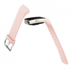 Fitbit Charge 2 Band - Classic Edition Adjustable Comfortable Replacement Strap for Fit bit Charge 2 (No Tracker) - Blush Pink