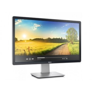 23.8in P2414H LED Monitor VGA DVI-D DP Black SAF 3Yr