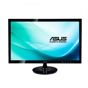Asus high contrast 24 monitor WLED /TN 1ms