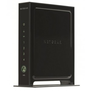 NETGEAR WNR3500L - 300MBPS WIRELESS N CABLE ROUTER ( OPEN-SOURCE)