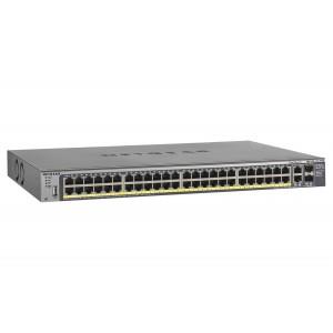 NETGEAR PROSAFE FSM7250P - M4100-50-POE 48 PORT FAST ETHERNET L2+ SWITCH