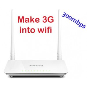 Tenda 3G/4G 300Mbps Wireless N Router