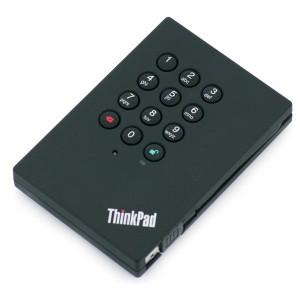ThinkPad USB 3.0 Portable Secure 500GB Hard Drive