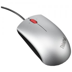 ThinkPad Precision USB Mouse Frost Silver