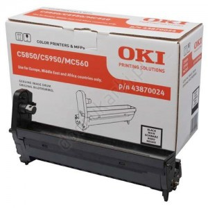 OKI C3450 BLACK TONER 2.5K