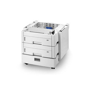 OKI 2nd Tray + Short Cabinet MC860
