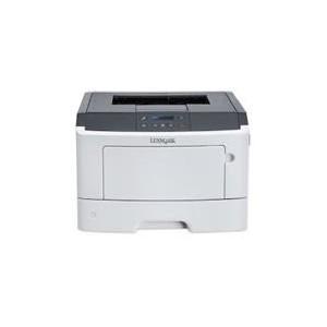 Lexmark MS610de A4 Mono Laser Printer Functions: Monochrome Laser Lexmark e-Task 10.9 cm (4.3-inch) Colour touch screen - Processor: Dual Core 800 MHz - Duplex: Integrated Duplex - HD: Option availabl