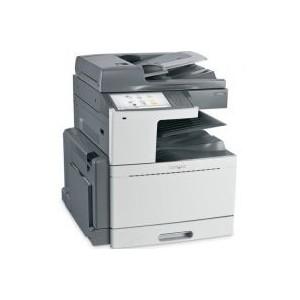 Lexmark X952de Colour 4-in-1 MFP Functions: Colour Network Scanning Colour Scanning Colour Copying Colour Faxing Colour Printing Colour LED Lexmark e-Task 25 cm (10-inch) class Colour touch screen - A