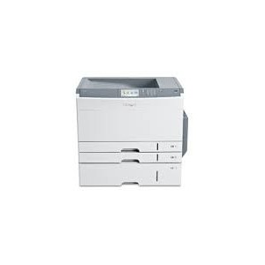 Lexmark C925dte A3 Colour Laser Printer Functions: Colour LED Lexmark e-Task 10.9 cm (4.3-inch) Colour touch screen - A3: Yes - Processor: 800 MHz - Duplex: Integrated Duplex - HD: Option available -