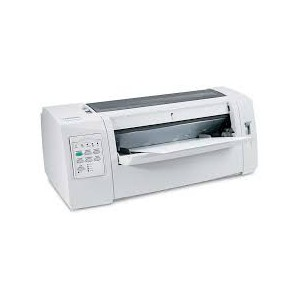Lexmark 2581n+ 9 Pin 136 column Dot Matrix Printer + Ethernet Functions: 9-Pin Dot Matrix Print speed up to 618 cps 136 Column1+5 multipart forms USB Parallel Ethernet - A3: Yes - Product Guarantee: 1