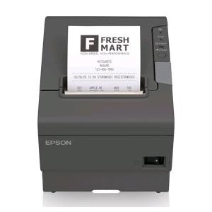 Epson TM T88V - receipt printer - monochrome - thermal line