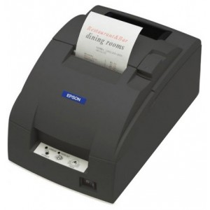 Epson TM-U220B (057): Serial PS NE sensor EDG receipt printer