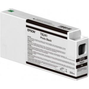 Epson C13T824100 Original Photo Black 350ml Ink Cartridge