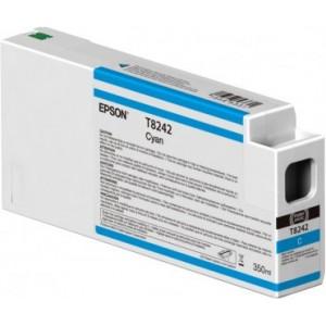 Epson C13T824200 Original Cyan 350ml Ink Cartridge