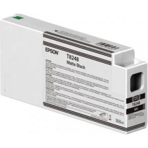 Epson C13T824800 Original Matte Black 350ml Ink Cartridge