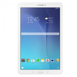 "Samsung SM-T561NZWAXFA Galaxy Tab E T561 1.3GHz Quad-Core 9.6"" 8GB Android 3G + Wifi Tablet"
