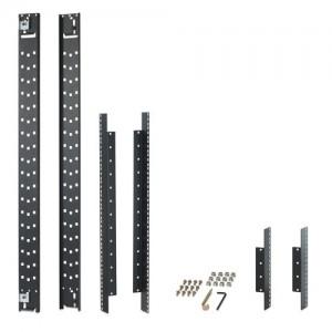 NetShelter SX 48U 600mm Wide Recessed Rail Kit