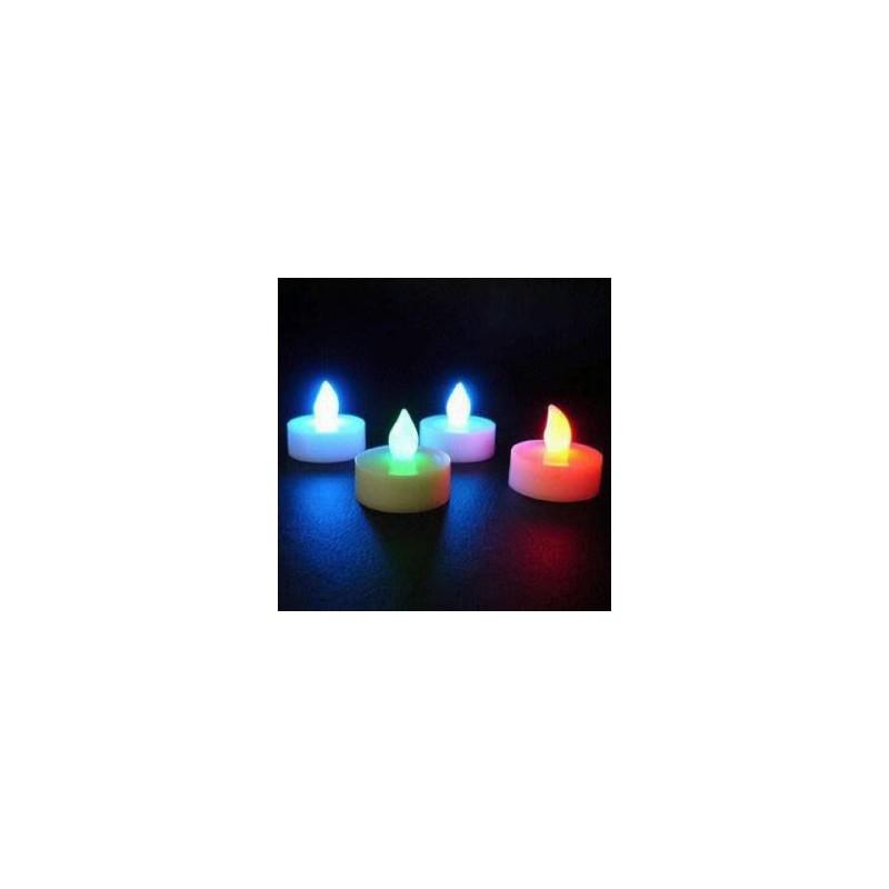 Tea Light LED candle *Changes Colours*