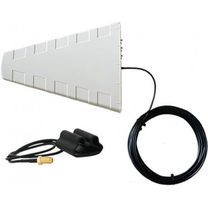3G Signal Booster (Yagi Antenna) + 10m Cable + Modem Sleeve