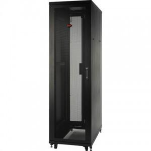 NetShelter SV 48U 600mm Wide x 1060mm Deep Enclosure with Sides Black