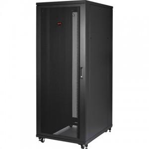 NetShelter SV 48U 800mm Wide x 1200mm Deep Enclosure with Sides Black