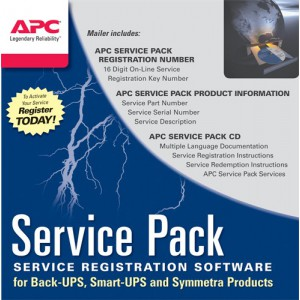 Service Pack 1 Year Warranty Extension for Accessories