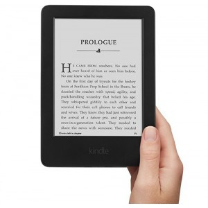 Kindle Touch WiFi - 2014