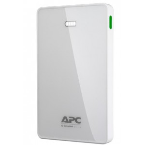 APC Mobile Power Pack 10000mAh Li-polymer White ( EMEA/CIS/MEA)