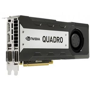 Nvidia Quadro K6000 12GB Graphics - 3D
